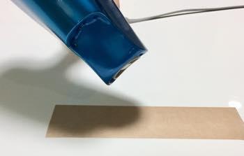 ガムテープ ベタベタ